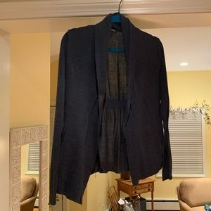 Express Sweaters - Open cardigan